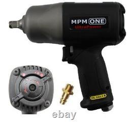1/2 PREMIUM Druckluft-Schlagschrauber bis 2005 Nm MPM-One UltraPower Twinhammer