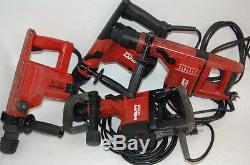 Ankauf Ihrer Hilti-TE-72, TE-74, TE-75, TE-54, TE55 usw. (Bohrhammer, Meiselhammer)