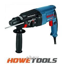 BOSCH GBH 2-26 240v 3 function hammer SDS plus