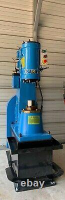 Blacksmith Power Hammer C41-20DB AIR HAMMER SINGLE MODEL WithBASEPLATE