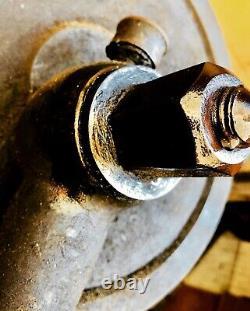 Blacksmiths Power Hammer Spring Anvil Forge Use
