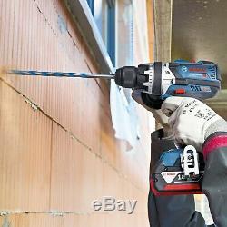 Bosch 18v Brushless GSB18V85C Robust Hammer Drill GDX18V200 Impact Driver Wrench