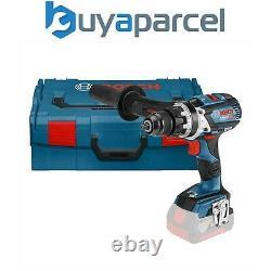 Bosch 18v GSB18V-85C Robust Series Brushless Combi Hammer Drill Metal Chuck Lbox