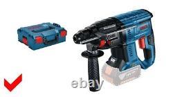 Bosch Akku-Bohrhammer mit SDS plus GBH 18V-21 Professional Solo in L-Boxx 061191