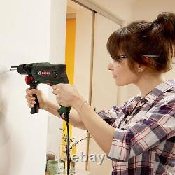 Bosch Electric Hammer Drill DIY Projects Lightweight Compact Auxiliary Handle