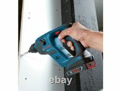 Bosch GBH18VLICPN 18v Compact Li-Ion SDS Rotary Hammer Drill Bare Unit