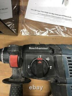 Bosch GBH18V-20 SDS+ Plus Cordless Rotary Hammer Drill Body Only
