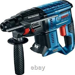 Bosch GBH 18V-21 Cordless Hammer with SDS Plus (Bare) in Carry Case 0611911103