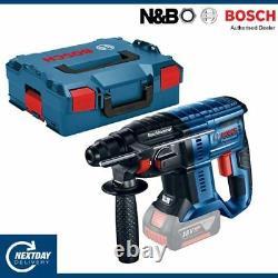 Bosch GBH 18 V-20 SDS Hammer Body Only in L box