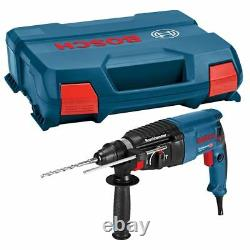 Bosch Professional GBH 2-26 240 V Rotary Hammer Drill with SDS Plus 06112A3070