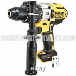 DEWALT 20V MAX XR Li-Ion Brushless 5.0 Ah 3-Speed 1/2 in Hammer Drill Driver Kit