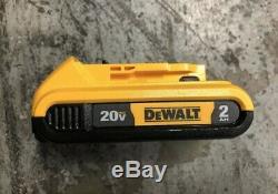 DEWALT DCD996B Max XR 20V Li-Ion 1/2 Cordless Hammer Drill + 2.0ah Battery