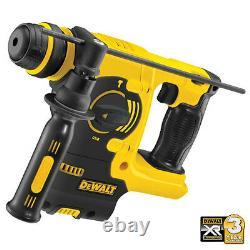 DEWALT DCH253N 18v XRP Li-ion SDS+ Rotary Hammer Drill Body