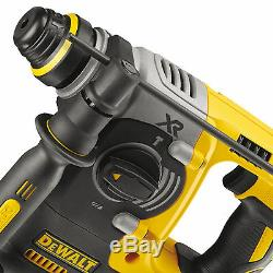 DEWALT DCH273N 18v XR Li-ion Brushless Cordless SDS+ Rotary Hammer Drill Body