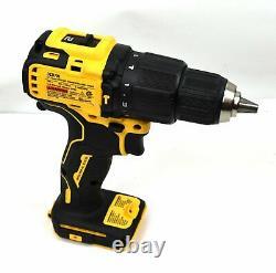 DEWALT DCK279 Atomic 20V Max Brushless Hammer Drill/Impact, 2(1.5Ah) & Charger