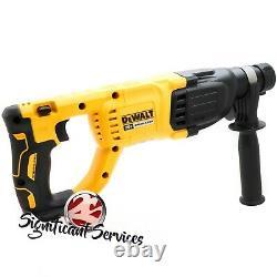 DeWALT DCH133 DCF887 20V MAX XR 5.0 Brushless 1 Rotary Hammer Impact Drill Kit