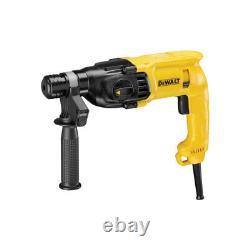 DeWalt D25033K 3 Mode 22mm SDS Hammer Drill 240V