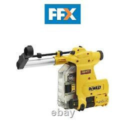 DeWalt D25304DH-XJ Integrated Hammer Drill Dust Extractor 54V & D25333/4 Compa