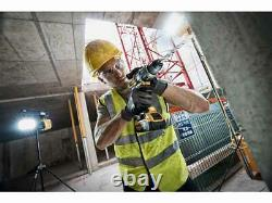 DeWalt DCD996P2 18v XR Brushless Hammer Combi Drill Kit 2 x 5.0Ah Li-Ion