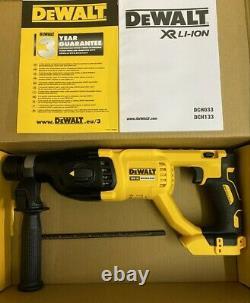 DeWalt DCH033N Cordless 18V Brushless SDS Plus Hammer Drill Body Only