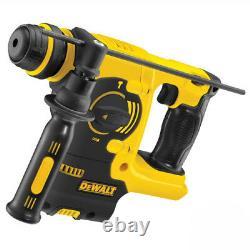 DeWalt DCH253N 18v Li-ion SDS+ Rotary Hammer Body Only / Bare Unit