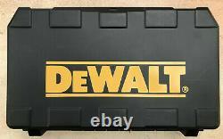 DeWalt DCH253 M2 SDS Plus Rotary Hammer Kit 18V 2 x 4.0Ah Li-ion in Kitbox