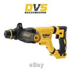 DeWalt DCH263N 18V XR Li-ion Cordless Brushless SDS+ Rotary Hammer Drill 3.0J