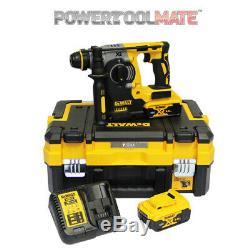 DeWalt DCH273P2T 18v XR Brushless SDS+ Hammer 5.0Ah Kit DCH273P2