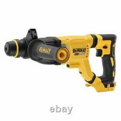 Dewalt 18v Dch263n Heavy-duty(3.0j) Cordless Brushless Rotary Hammer Drill Sds