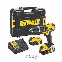 Dewalt Cordless Combi Hammer Drill DCD785P2T-SFGB 18V 2 x 5.0Ah Li-Ion