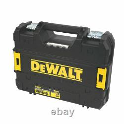 Dewalt Cordless SDS Plus Drill, Hammer & Chisel DCH033 2 x 4.0Ah Li-Ion XR
