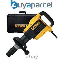Dewalt D25899K Demolition Hammer Breaker Drill 10kg Kilo SDS-Max 110v
