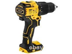 Dewalt DCD709M1T 18v XR Brushless Compact Combi Hammer Drill Tstak 1 x 4.0ah