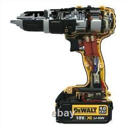 Dewalt DCD785M1 18v XR Compact Lithium Combi Hammer Drill 1x 4.0ah Lithium Batts