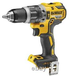 Dewalt DCD796N 18v XR Brushless Compact Combi Hammer Drill Bare + Tstak DCD796NT
