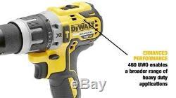 Dewalt DCD796P1 18v XR Brushless Compact Combi Hammer Drill 1 x 5.0ah Battery