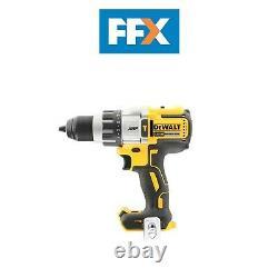 Dewalt DCD996N 18v XR Li-Ion 3 Speed Brushless Hammer Combi Drill Bare Body Only