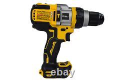 Dewalt DCD999B 20V MAX Li-Ion Cordless Brushless 1/2 in. Hammer Drill/Driver