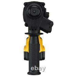 Dewalt DCH133M1 18v Brushless SDS Hammer Drill 3 Mode + 17 Piece Bit Set Point