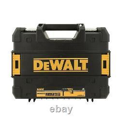 Dewalt DCH133N 18v Brushless SDS Hammer Drill 3 Mode + 17 Piece Bit Set Point