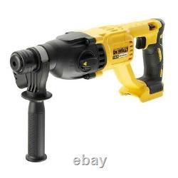 Dewalt DCH133N 18v Brushless SDS Hammer Drill 3 Mode Bare + Tstak + Rucksack Bag