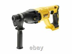 Dewalt DCH133N-XJ 18v SDS Plus Hammer Drill T-STAK Case Drilling Chiselling