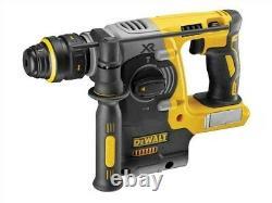 Dewalt DCH273M2 18v XR SDS+ Brushless Rotary Hammer Drill + 2 x 4.0Ah + Chuck