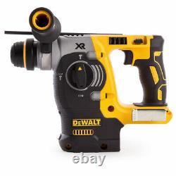 Dewalt DCH273N 18V XR Cordless Brushless SDS Plus Rotary Hammer Drill Body Only