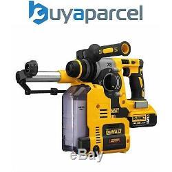 Dewalt DCH273N XR 18v SDS Brushless Hammer Drill 3 Mode D25303DH Dust Extractor