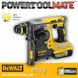 Dewalt DCH273P2 18V XR brushless SDS rotary hammer drill 2 5ah batts