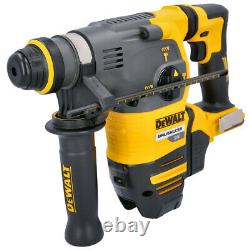 Dewalt DCH333N 54V XR Flexvolt Brushless Cordless SDS+ Hammer Drill Body Only