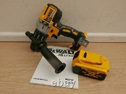 Dewalt Xr 18v Dcd996 3 Speed Combi Hammer Drill Bare Unit + Dcb184 5 Ah Battery