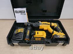 Dewalt Xr 18v Dch263p2 3 Mode 3 Joule 28mm Sds Hammer Drill 2 X 5ah + Case