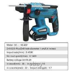 For Makita DHR242Z 18V Cordless Brushless SDS+ Rotary Hammer Drill Body Only